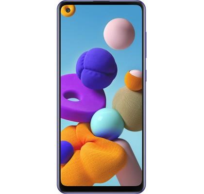 Samsung Galaxy A21s (3+32GB) Blue (A217F/DS)