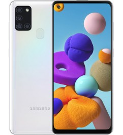 Samsung Galaxy A21s (3+32GB) White (A217F/DS)