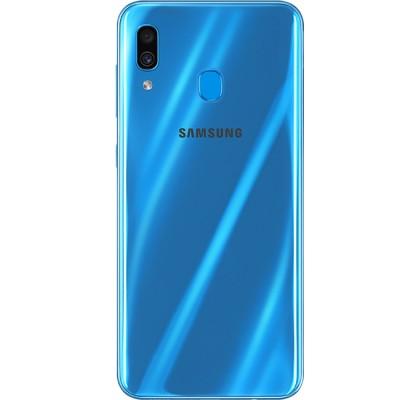 Samsung Galaxy A30 (4+64GB) Blue (A305F/DS)