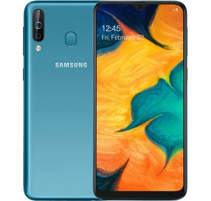 Samsung Galaxy A40s (6+64GB) Blue (A3050/A3051)
