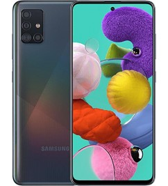 Samsung Galaxy A51 (4+128GB) Black