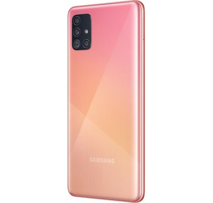 Samsung Galaxy A51 (4+64GB) Pink