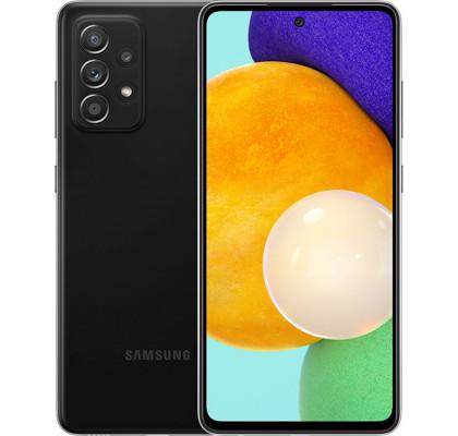 Samsung Galaxy A52 (4+128GB) Black (A525F/DS)