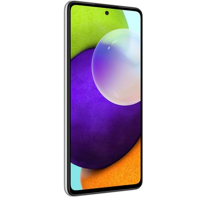 Samsung Galaxy A52 (4+128GB) White (A525F/DS)
