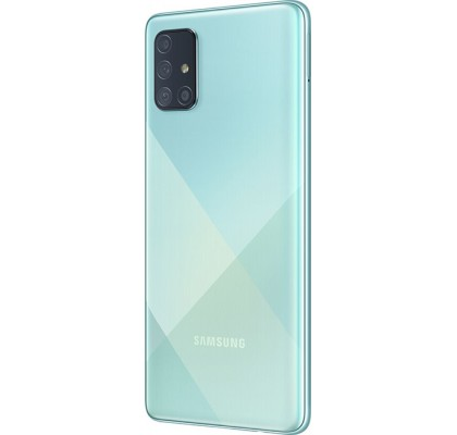 Samsung Galaxy A71 (8+128GB) Blue (A715F/DS)