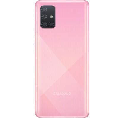 Samsung Galaxy A71 (8+128GB) Pink (A715F/DS)