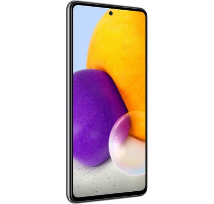 Samsung Galaxy A72 (8+256GB) Black (A725F/DS)