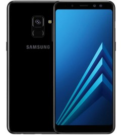Samsung Galaxy A8 2018 (4+32GB) Black (A530)