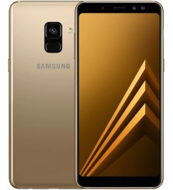 Samsung Galaxy A8 2018 (4+32GB) Gold (A530)