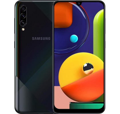 Samsung Galaxy A50s (6+128GB) Black (A5070)