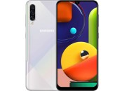Samsung Galaxy A50s (4+128GB) White (A507FN/DS)