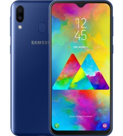 Samsung Galaxy M20 (4+64GB) Blue (M205F/DS)