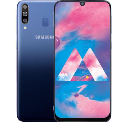 Samsung Galaxy M30 (4+64GB) Blue (M305F/DS)