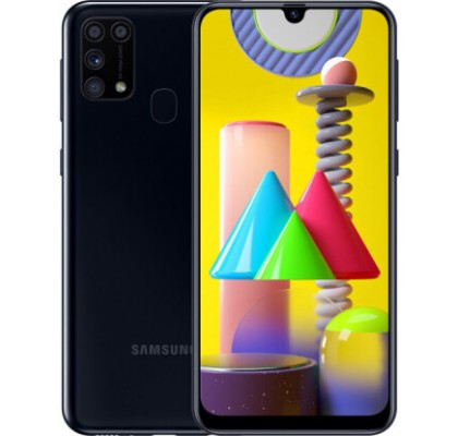 Samsung Galaxy M31 (6+128GB) Black (SM-M315FZKU)