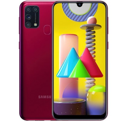 Samsung Galaxy M31 (6+128GB) Red (SM-M315FZRU)