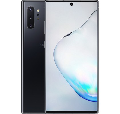 Samsung Note 10 Plus (12+256Gb) Aura Black (SM-N9750/DS)
