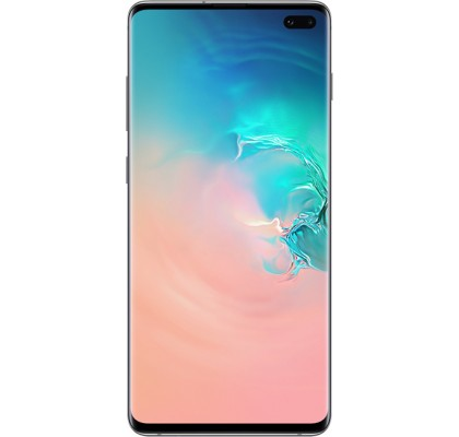 Samsung S10 Plus (8+128Gb) Dual Silver (SM-G9750DS)