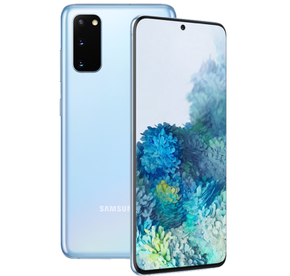 Samsung S20 Plus 5G (12+128Gb) Cloud Blue (SM-G9860)