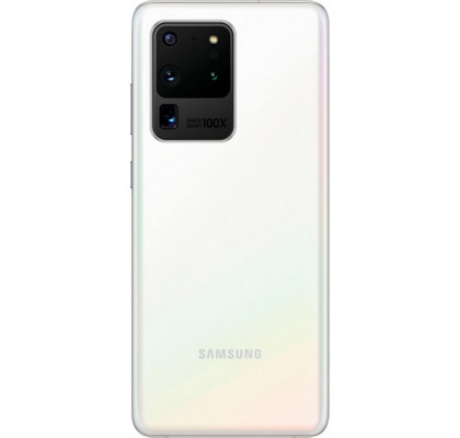 Samsung S20 Ultra 5G (12+128Gb) Cloud White (SM-G988B)