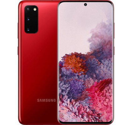 Samsung S20 (8+128Gb) Dual Red (SM-G980F/DS)
