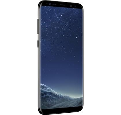 Samsung S8 (4+64Gb) Dual Black (SM-G950FD)