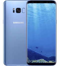 Samsung S8 (4+64Gb) Dual Blue (SM-G950FD)