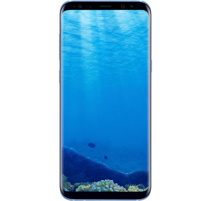 Samsung S8 Plus (4+64Gb) Dual Blue (SM-G955FD)