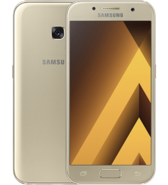 Samsung Galaxy A7 2017 (3+32GB) Gold (A720)