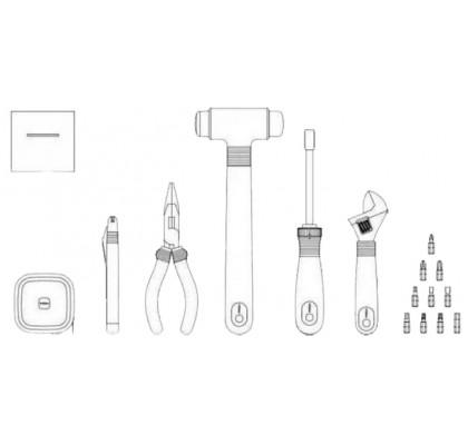 Набор инструментов Xiaomi Mi MIIIW (MWTK01)