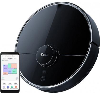 Робот-пылесос Smart 360 S7 Pro Robot Vacuum Cleaner Black