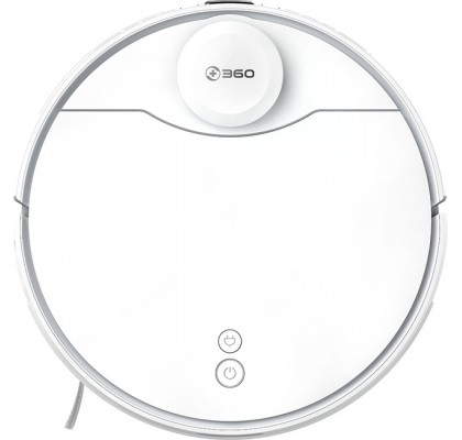 Робот-пылесос Smart 360 S9 Robot Vacuum Cleaner White
