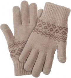 Перчатки Xiaomi Touch Screen Gloves Finger Winter Beige