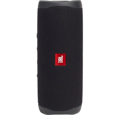 JBL Flip 5 Portable Bluetooth Speaker Black (JBLFLIP5BLK)