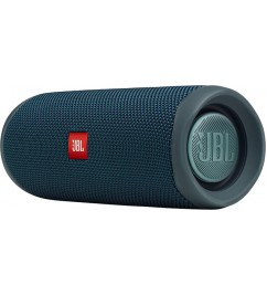 JBL Flip 5 Portable Bluetooth Speaker Blue (JBLFLIP5BLU)