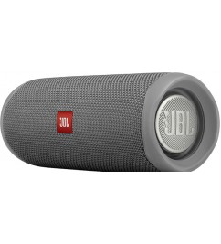 JBL Flip 5 Portable Bluetooth Speaker Grey (JBLFLIP5GRY)