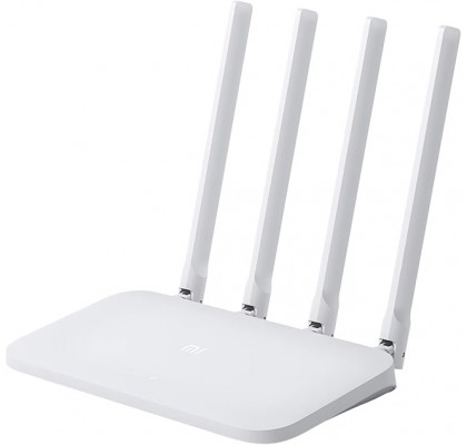 Маршрутизатор Xiaomi Mi WiFi Router 4C (DVB4209CN) White