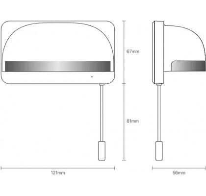 Стерилизатор для зубных щеток Xiaomi Oclean S1 White (EU)
