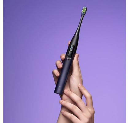 Умная зубная щетка Xiaomi Oclean X Pro Aurora Purple (EU)