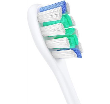 Сменные насадки для зубных щеток Oclean (PW01) White