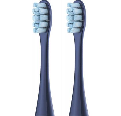 Сменные насадки для зубных щеток Oclean (PW05) Blue