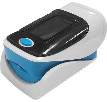 Пульсоксиметр Fingertip Pulse Oximeter OLV-80A Blue