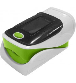 Пульсоксиметр Fingertip Pulse Oximeter OLV-80A Green