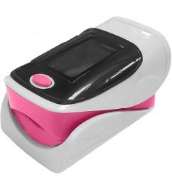 Пульсоксиметр Fingertip Pulse Oximeter OLV-80A Pink