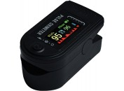 Пульсоксиметр Fingertip Pulse Oximeter OX-832 Black