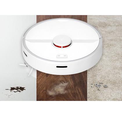 Робот-пылесос Xiaomi RoboRock Vacuum Cleaner S6 Pure (S602-00) White