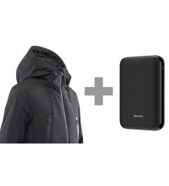Куртка с подогревом Xiaomi Uleemark + PowerBank!