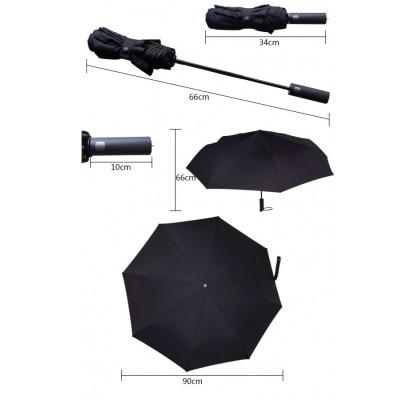Зонт Xiaomi Mijia Automatic Umbrella Black