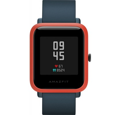 Смарт-часы Amazfit Bip S Red Orange (EU)
