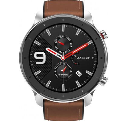 Смарт-часы Amazfit GTR 47 mm Stainless Steel (EU)