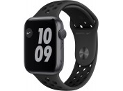 Смарт-часы Apple Watch Nike Series 6 GPS Space Gray Alum Case with Anthracite/Black Nike Sport (MG173UL/A)